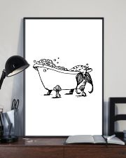 Bath Time 11x17 Poster lifestyle-poster-2