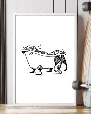 Bath Time 11x17 Poster lifestyle-poster-4