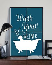 Wash your 11x17 Poster lifestyle-poster-2