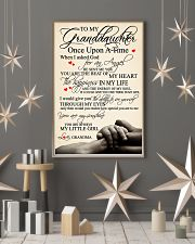 Grandma Granddaughter 3 11x17 Poster lifestyle-holiday-poster-1
