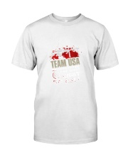 TEAM USA Classic T-Shirt front