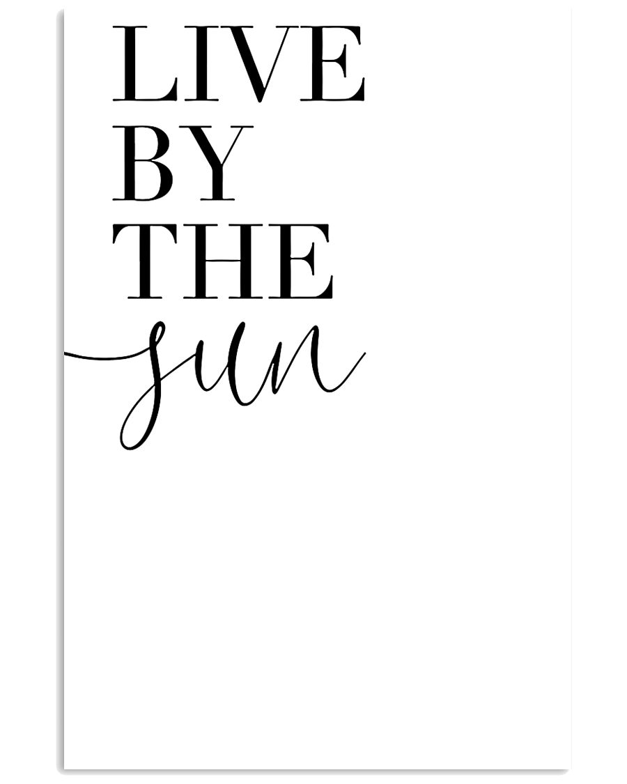 Live by the fun 11x17 Poster