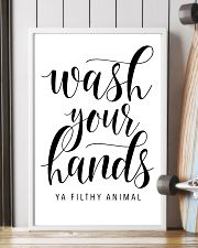 bathroom decor 10 11x17 Poster lifestyle-poster-4