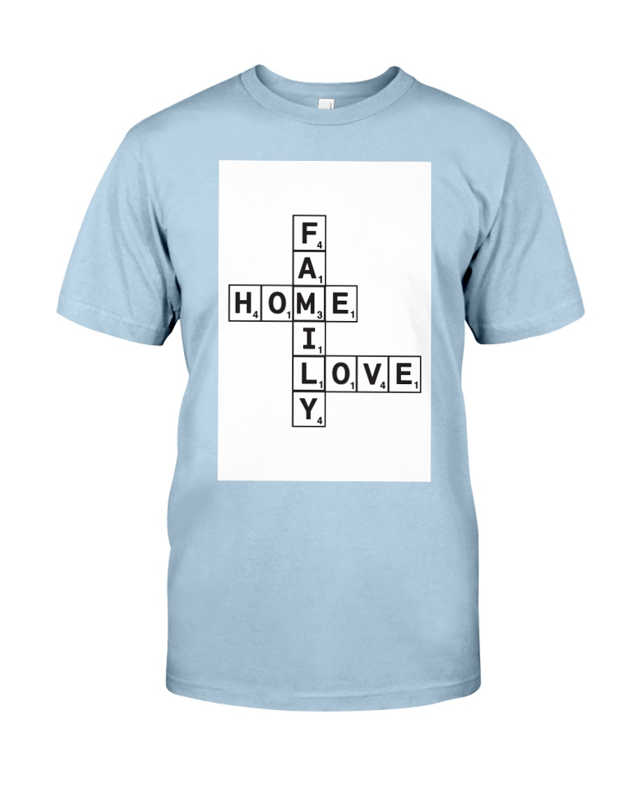Family Decor  Classic T-Shirt