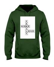 Family Decor  Hooded Sweatshirt thumbnail