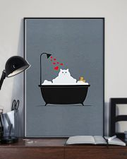 Cat-in-bathroom 11x17 Poster lifestyle-poster-2