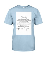 Family Quote Classic T-Shirt front