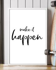 Make it happen 11x17 Poster lifestyle-poster-4
