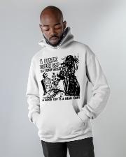 Limited Edition  Hooded Sweatshirt apparel-hooded-sweatshirt-lifestyle-front-09