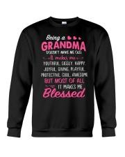 Being a Grandma Doesn't make me OLD Crewneck Sweatshirt thumbnail
