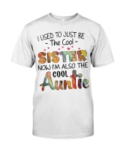 Cool Auntie Classic T-Shirt thumbnail