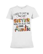 Cool Auntie Premium Fit Ladies Tee thumbnail