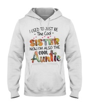 Cool Auntie Hooded Sweatshirt thumbnail