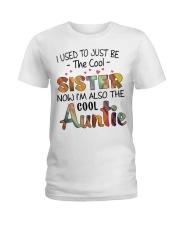 Cool Auntie Ladies T-Shirt thumbnail