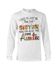 Cool Auntie Long Sleeve Tee thumbnail
