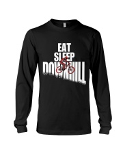 Eat Sleep Ride Downhill Enduro Mountain Bike MTB Long Sleeve Tee thumbnail