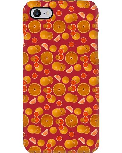 Oranges - Fruit Food Pattern