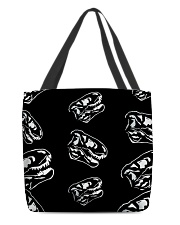 Funny Dinosaur Pattern - Dinosaurs Lovers All-over Tote thumbnail