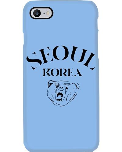 Seoul Korea with Bear - by TOKYO X SEOUL