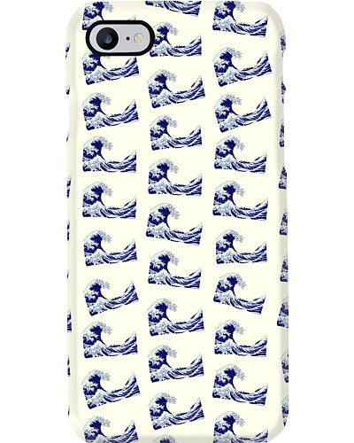 Japanese Wave Pattern - For Japan Lovers