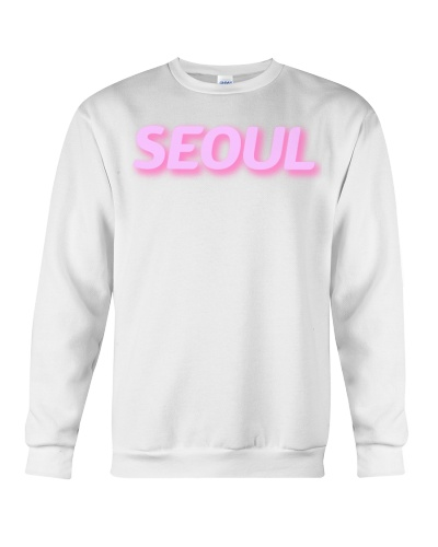 Seoul Neon Pink - by TOKYO X SEOUL