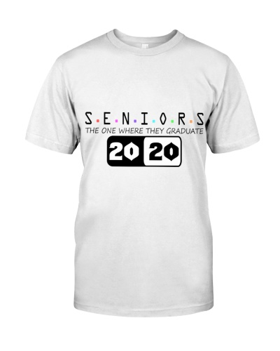 seniors 2020 T-Shirt