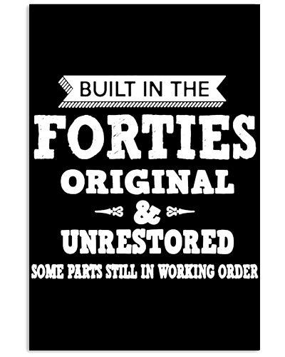 FORTIES ORIGINAL