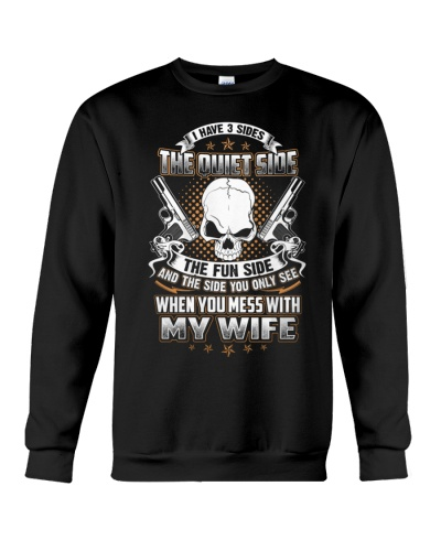 Dont mess with my wife - Limited Tees