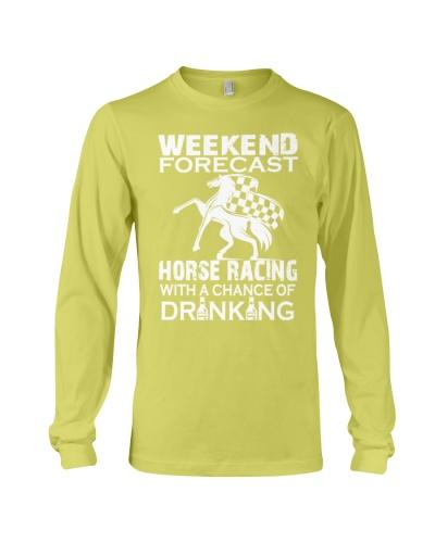 WEEKEND FORECAST HORSE RACING