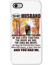 To my Husband - I Love You Forever Phone Case thumbnail