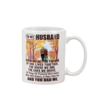 To my Husband - I Love You Forever Mug thumbnail