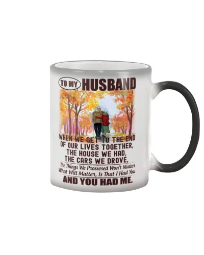 To my Husband - I Love You Forever