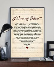 I CROSS MY HEART  11x17 Poster lifestyle-poster-2