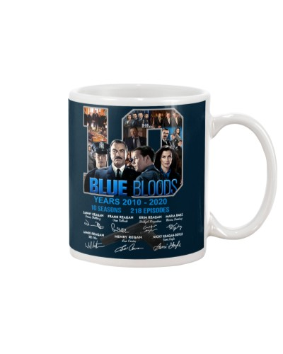 Limited Edition - blue bloods