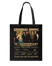 Limited Edition - CRIMINAL Tote Bag thumbnail