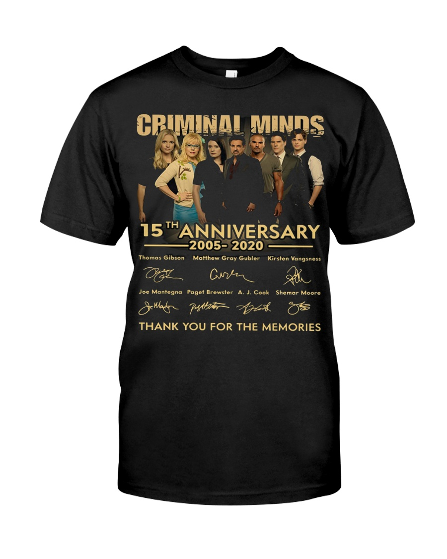 Limited Edition - CRIMINAL Classic T-Shirt