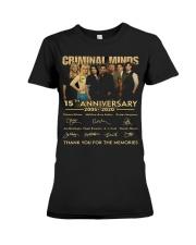 Limited Edition - CRIMINAL Premium Fit Ladies Tee thumbnail