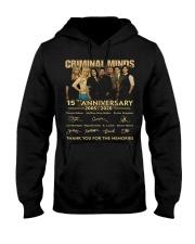 Limited Edition - CRIMINAL Hooded Sweatshirt thumbnail