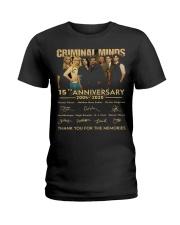 Limited Edition - CRIMINAL Ladies T-Shirt thumbnail