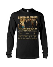 Limited Edition - CRIMINAL Long Sleeve Tee thumbnail
