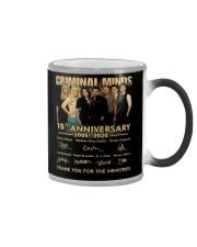 Limited Edition - CRIMINAL Color Changing Mug thumbnail