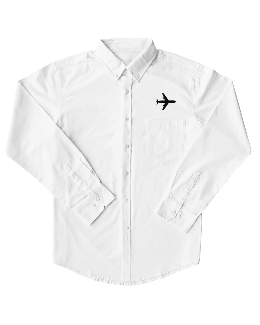 Plane Dress Shirt