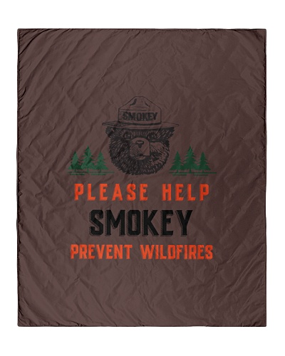Please help SMOKEY prevent wildfires