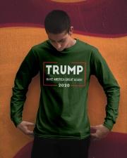 Trump for President 2020 Make America Great Again Long Sleeve Tee apparel-long-sleeve-tee-lifestyle-01