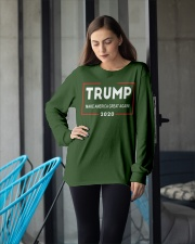 Trump for President 2020 Make America Great Again Long Sleeve Tee apparel-long-sleeve-tee-lifestyle-front-20