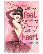Hobbies-Ballet-deart 11x17 Poster front