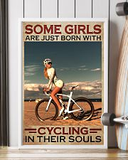 Cycling - Some Girls 11x17 Poster lifestyle-poster-4