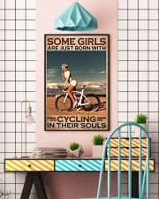 Cycling - Some Girls 11x17 Poster lifestyle-poster-6