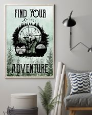 Cycling Find Your Adventure 11x17 Poster lifestyle-poster-1