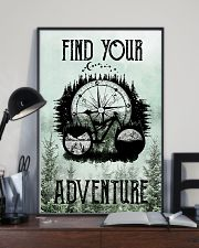 Cycling Find Your Adventure 11x17 Poster lifestyle-poster-2